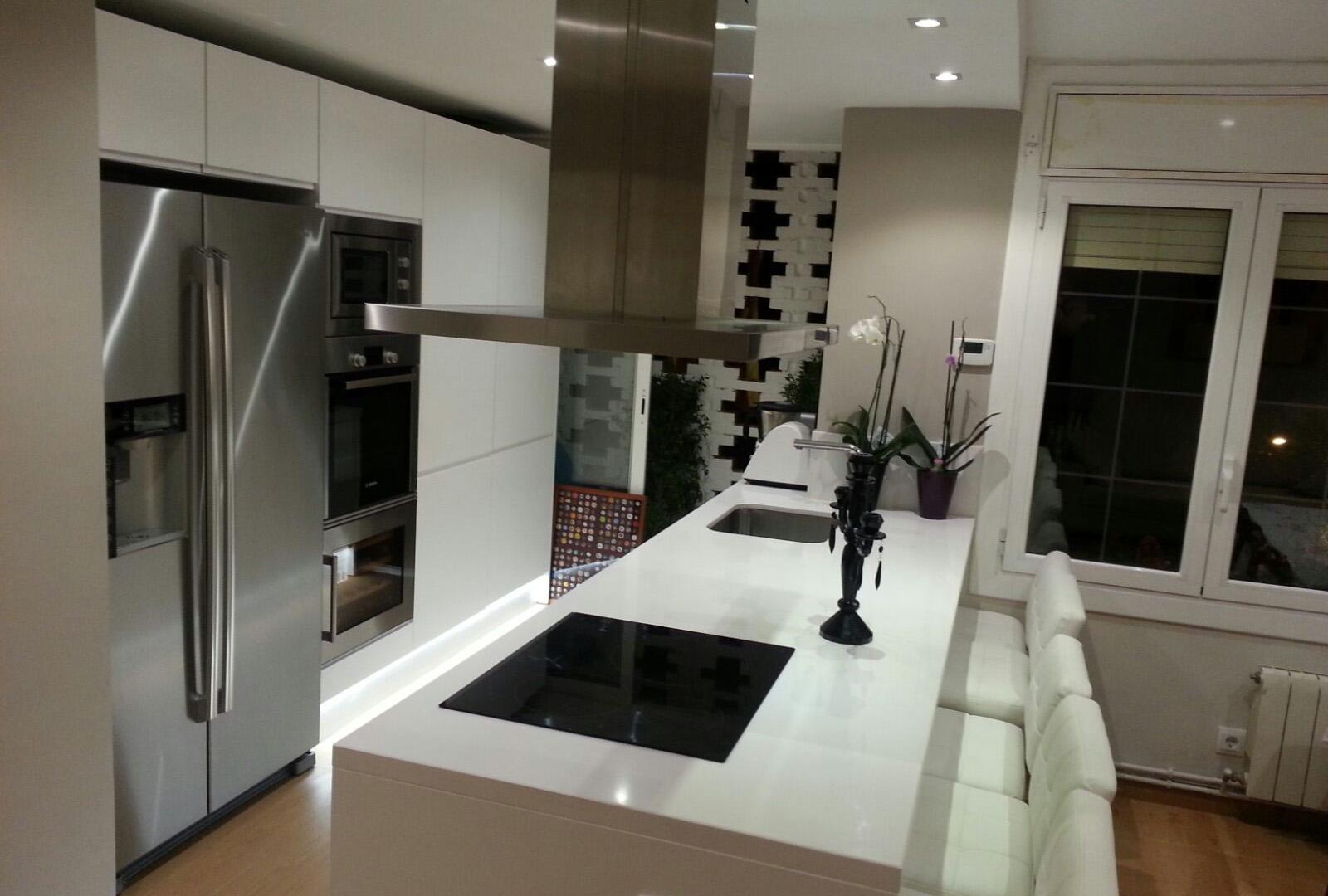 Limpiar Muebles De Cocina Lacados Blanco # azarak.com > Ideas Interesantes...