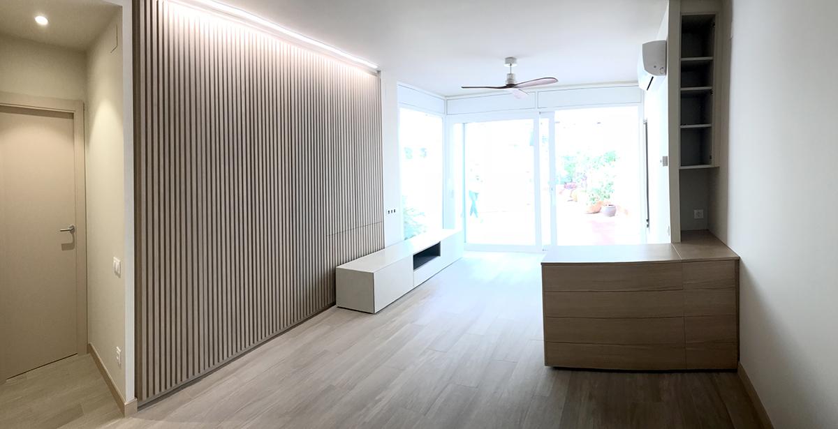 Conjunto de muebles de comedor a medida mb concept for Muebles de comedor barcelona